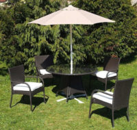 Luxusní set zahradního nábytku Manhattan