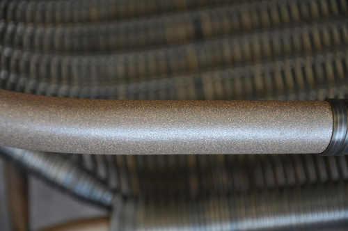 Levná kovová zahradní židle