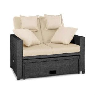 Zahradní luxusní multifunkční sedačka