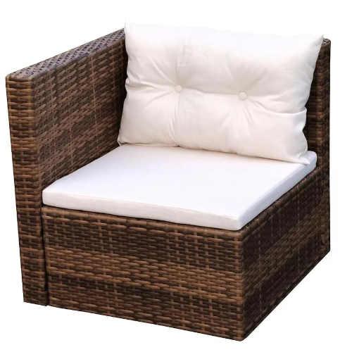 sedačka do exteriéru komfortní provedení