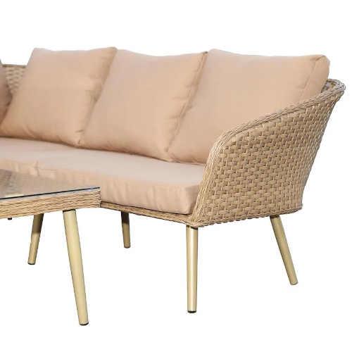 sedačka rohová moderní vzhled