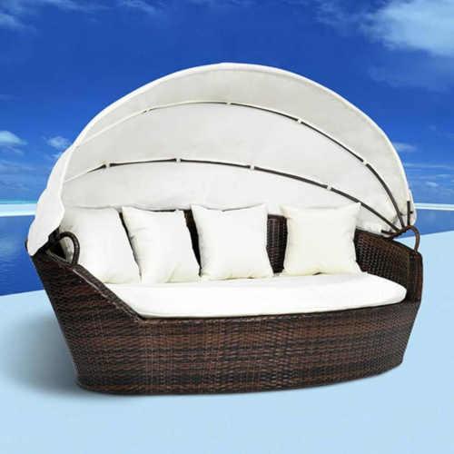 postel v moderním provedení