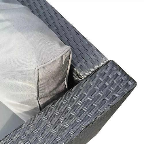 ratanová komfortní variabilní sedačka